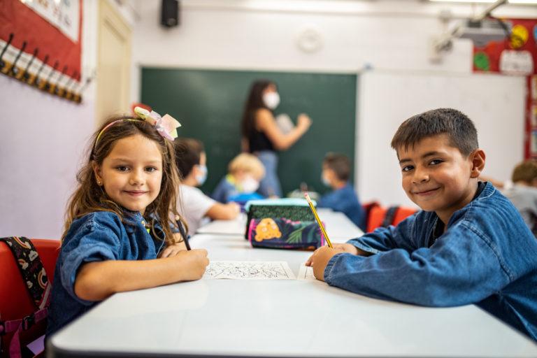 Escola Lleó XIII aules