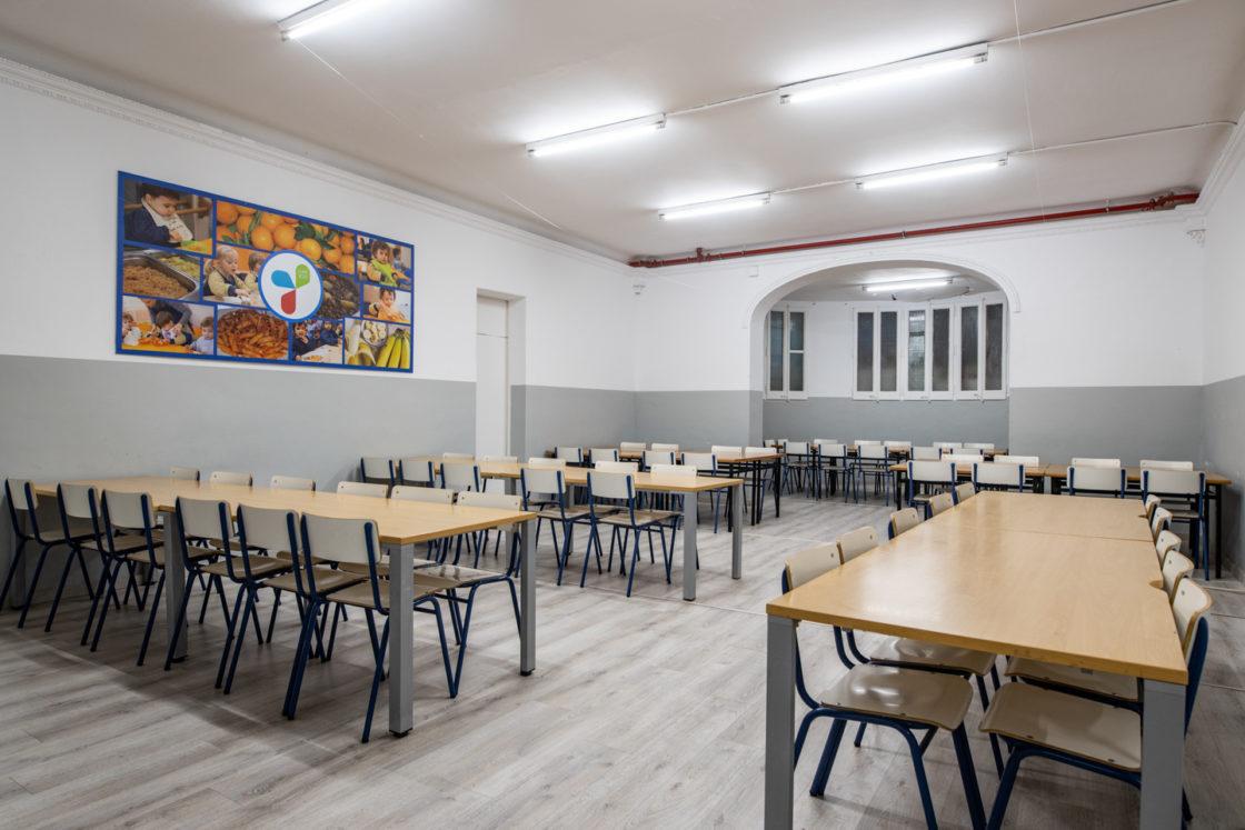 Instal·lacions Escola Lleó XIII